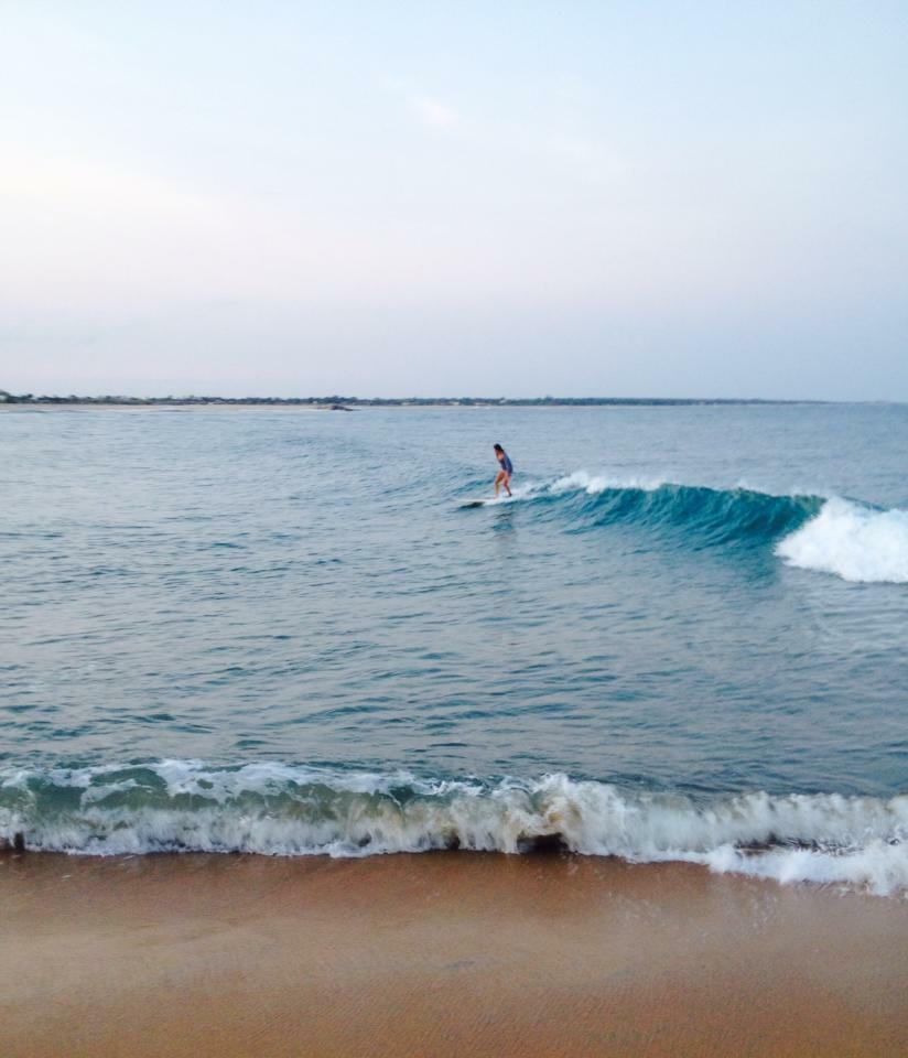 Santosha society travel surf and yoga