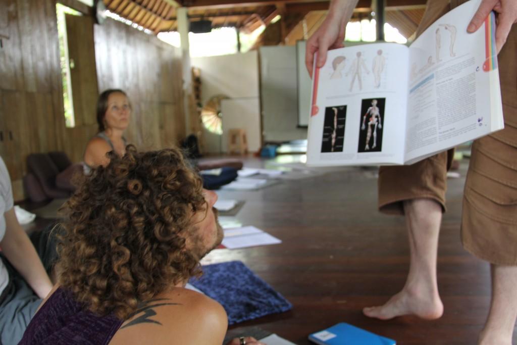 Yin Yoga Training Ubud Bali