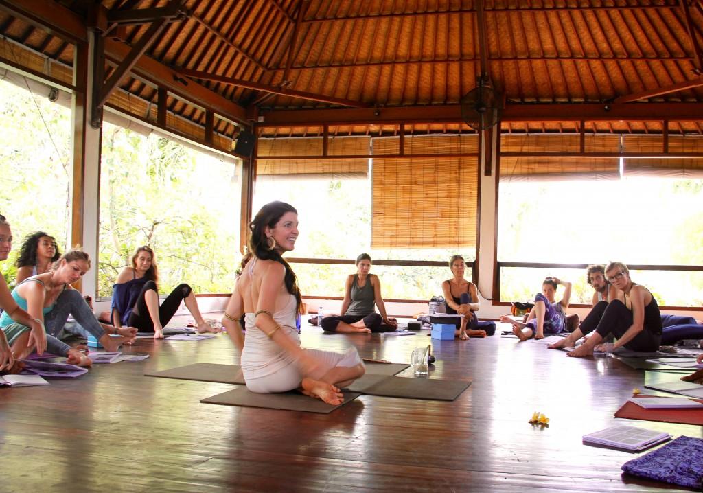 paradise yoga