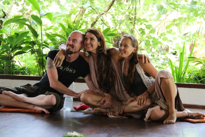 yoga retreat surf yoga