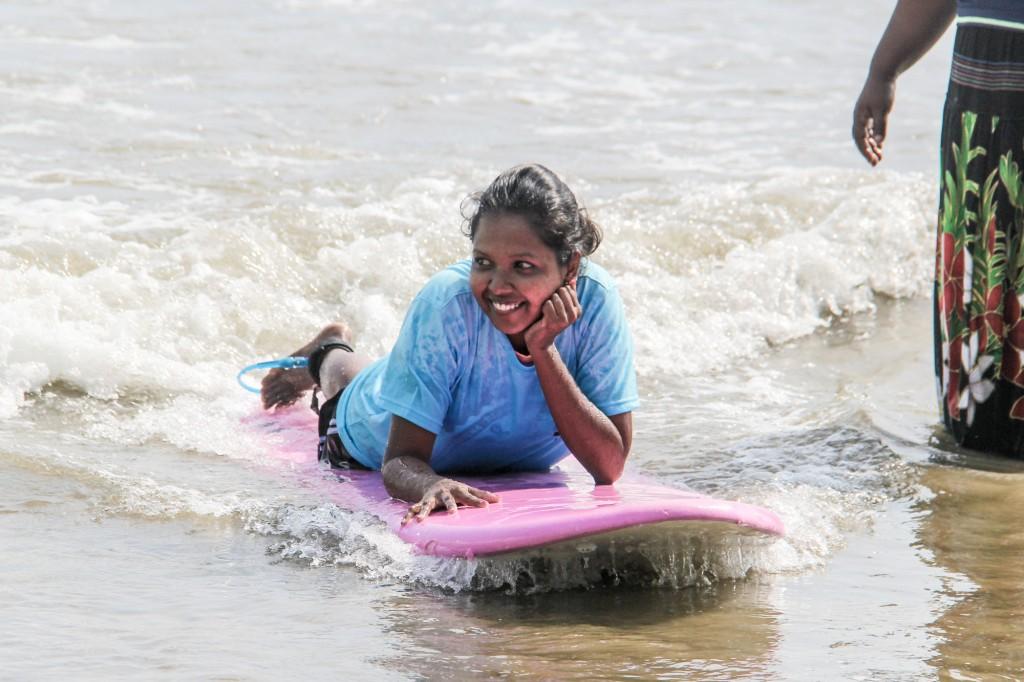 local womens surf club