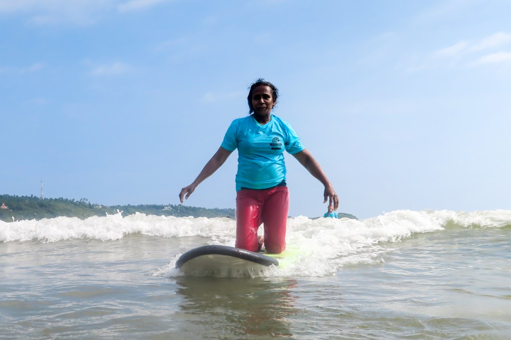 watura womens surf club sri lanka