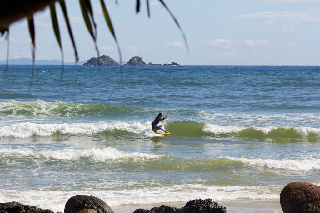 Chrystal Dawn Fitzgerald Blogger surfer yoga sri lanka