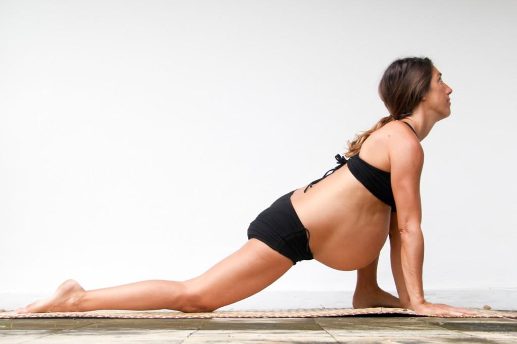 yin yoga prenatal pregnant yoga kori hahn yoga retreat