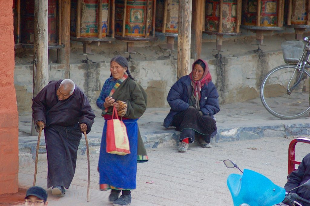 Tibet Traveler Yoga Life Buddhism Wanderlust