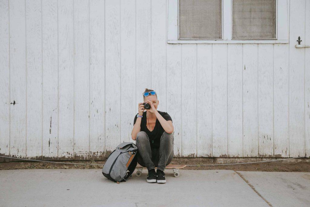 digital nomad and inspirational soul