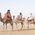 Santosha Society girls surf trips around the world