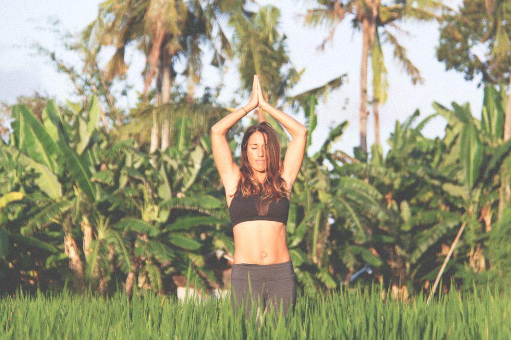 Kori Hahn - intuitive Yoga meditation teacher bali