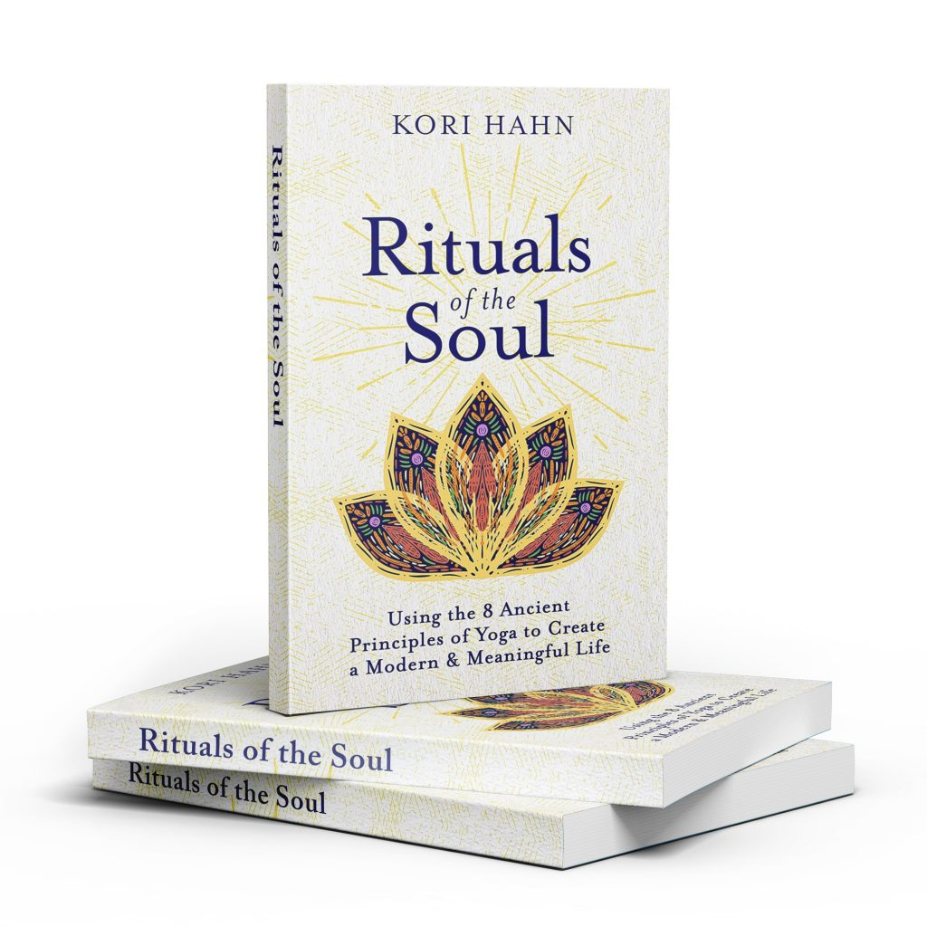 Rituals of the soul paperback by kori hahn