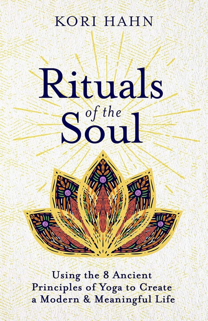 Rituals of the soul paperback-by-kori-hahn